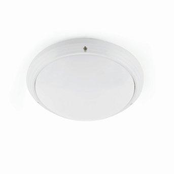 Faro Dakyu lampa sufitowa na zewnątrz Biały, 1-punktowy