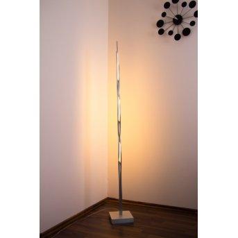Escale SILK lampa stojąca LED Aluminium, 1-punktowy