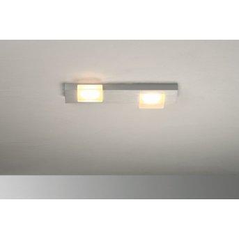 Bopp Lamina Lampa Sufitowa LED Aluminium, 2-punktowe
