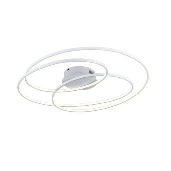 Trio Gale Lampa Sufitowa LED Biały, 1-punktowy