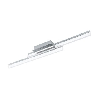 Eglo PALMITAL Lampa Sufitowa LED Chrom, 2-punktowe
