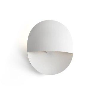 Faro Barcelona Eres Lampa ścienna Biały, 1-punktowy