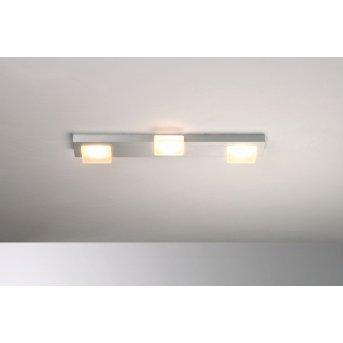 Bopp Lamina Lampa Sufitowa LED Aluminium, 3-punktowe