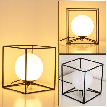 Legano Lampa stołowa Czarny, 1-punktowy