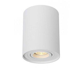 Lucide TUBE lampy sufitowe listwy Biały, 1-punktowy
