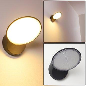 Alvhem Zewnętrzny kinkiet LED Antracytowy, 1-punktowy