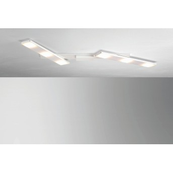 BOPP SLIGHT Lampa sufitowa LED Biały, 6-punktowe