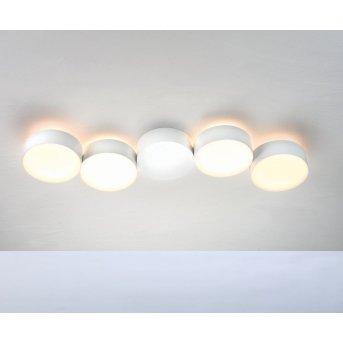 Bopp TOUCH Lampa Sufitowa LED Biały, 4-punktowe