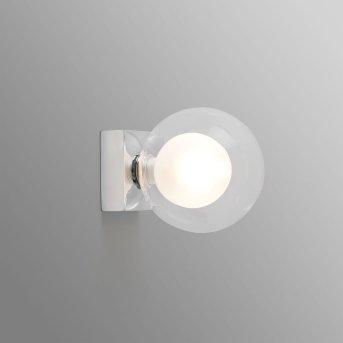 Faro Barcelona Perla Lampa ścienna Chrom, 1-punktowy