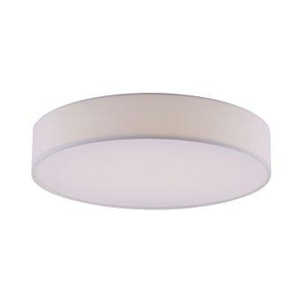 Leuchten Direkt Ls-KIARA Lampa Sufitowa LED Biały, 1-punktowy, Zdalne sterowanie, Zmieniacz kolorów