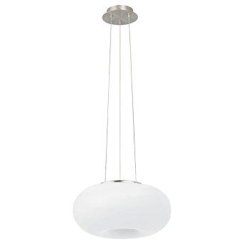 EGLO connect OPTICA-C Lampa Wisząca LED Nikiel matowy, 1-punktowy, Zmieniacz kolorów