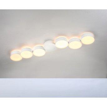 Bopp TOUCH Lampa Sufitowa LED Biały, 6-punktowe