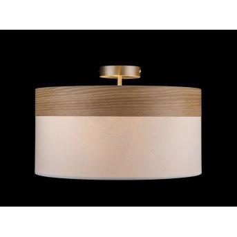 Globo Lampa sufitowa Nikiel matowy, 3-punktowe