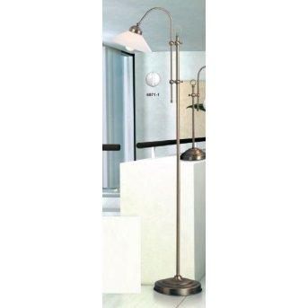 Globo LANDLIFE lampa stojąca Stary mosiądz, 1-punktowy