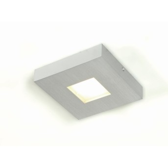 Bopp Cubus Lampa sufitowa LED Aluminium, 1-punktowy