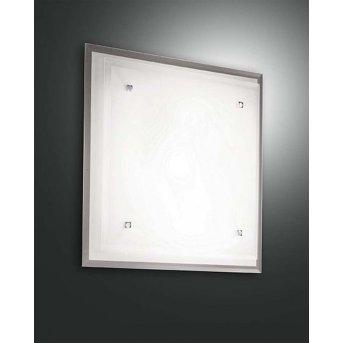 Fabas Luce MAGGIE lampa sufitowa Chrom, 2-punktowe