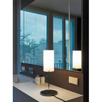 Tecnolumen TLWS 4 Lampa stołowa Nikiel matowy, 1-punktowy