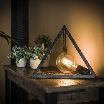 Haskerland Lampa stołowa Antracytowy, 1-punktowy