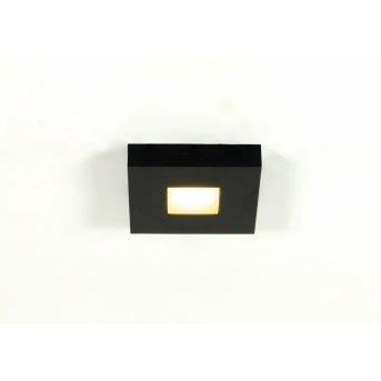 Bopp Cubus Lampa sufitowa LED Czarny, 1-punktowy