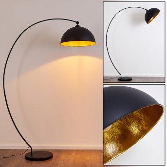 Lampa Stojąca Miranda Czarny, 1-punktowy