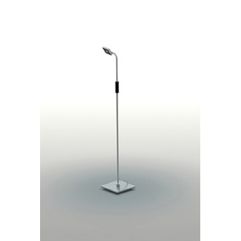 Bopp MOVE Lampa Stojąca LED Aluminium, 1-punktowy