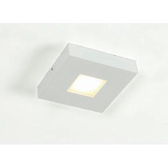 Bopp Cubus Lampa sufitowa LED Biały, 1-punktowy