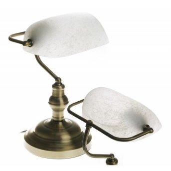 Globo ANTIQUE lampa stołowa Stary mosiądz, 1-punktowy