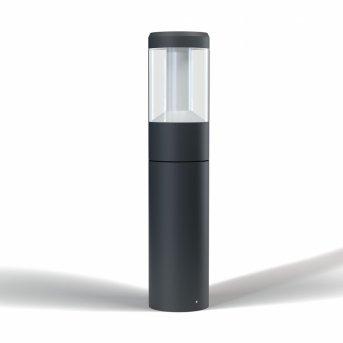 LEDVANCE SMART+ Lampa na cokół Siwy, 1-punktowy, Zmieniacz kolorów