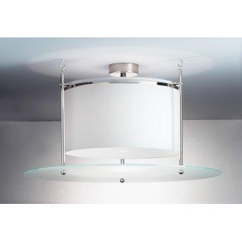 Tecnolumen DMB 30 Lampa sufitowa Nikiel matowy, 1-punktowy