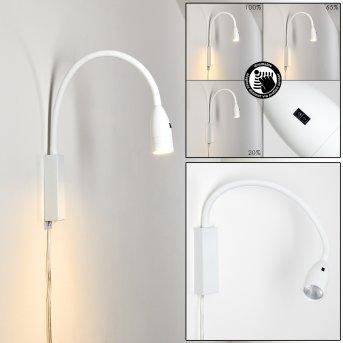 Alsea Lampki nocne LED Biały, 1-punktowy, Czujnik ruchu