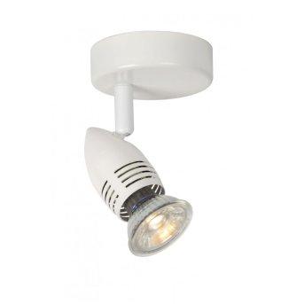Lucide CARO Lampa sufitowa LED Biały, 1-punktowy