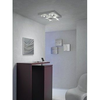 Escale SPOT IT lampa sufitowa LED Aluminium, 4-punktowe