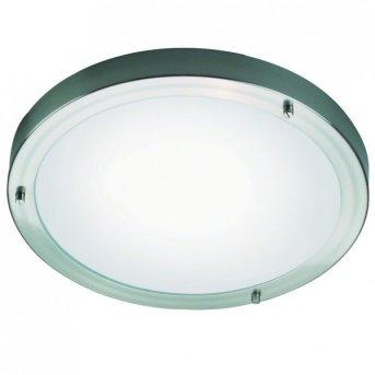 Nordlux ANCONA lampa sufitowa Stal nierdzewna, 2-punktowe