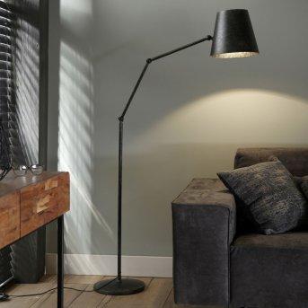 Lampa Stojąca Westhoven Siwy, 1-punktowy