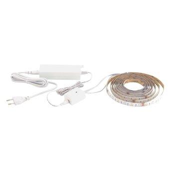 EGLO LED-STRIPE-A Taśma Biały, 1-punktowy, Zdalne sterowanie