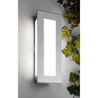 CMD Aqua Light Lampa ścienna Stal nierdzewna, 2-punktowe