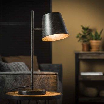 Dwingeloo Lampa stołowa Antracytowy, 1-punktowy