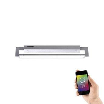 Lampa Ścienna i Sufitowa Paul Neuhaus Q-Matteo LED Aluminium, 1-punktowy, Zdalne sterowanie