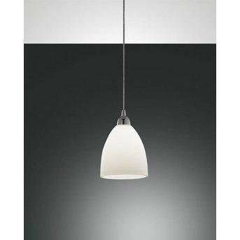Fabas Luce PROVENZA lampa wisząca Chrom, 1-punktowy