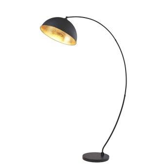 Lampa Stojąca Globo STIRADO Czarny, 1-punktowy