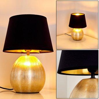 Stampa Lampa stołowa Złoty, 1-punktowy