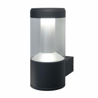 LEDVANCE SMART+ Zewnętrzny kinkiet Siwy, 1-punktowy, Zmieniacz kolorów