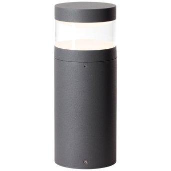 AEG Lydon Zewnętrzna lampa na cokół LED Antracytowy, 1-punktowy