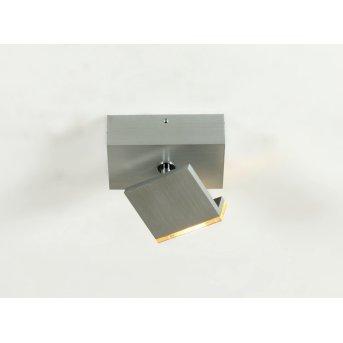 Bopp Elle lampy sufitowe listwy LED Aluminium, 1-punktowy