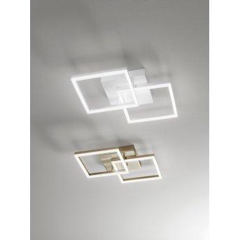 Fabas Luce Bard Lampa Sufitowa LED Biały, 1-punktowy