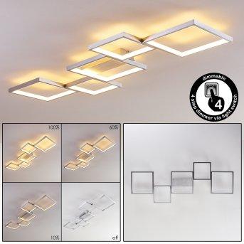Bacolod Lampa Sufitowa LED Aluminium, 1-punktowy