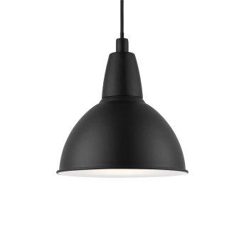 Nordlux TRUDE Lampa Wisząca Czarny, 1-punktowy
