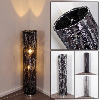Sjaelland Lampa Stojąca Chrom, 2-punktowe