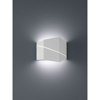Trio ZORRO Lampa ścienna LED Biały, 1-punktowy