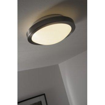 Bologna lampa sufitowa LED Biały, 1-punktowy